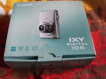 Canon IXY DIGITAL 110IS 001